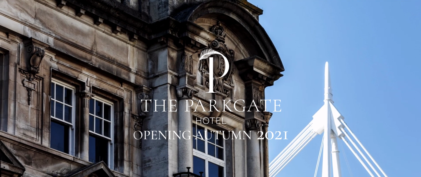 The Parkgate Hotel Opening Banner